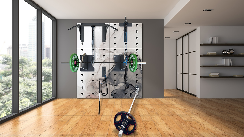 t-letics Home Gym Premium Set