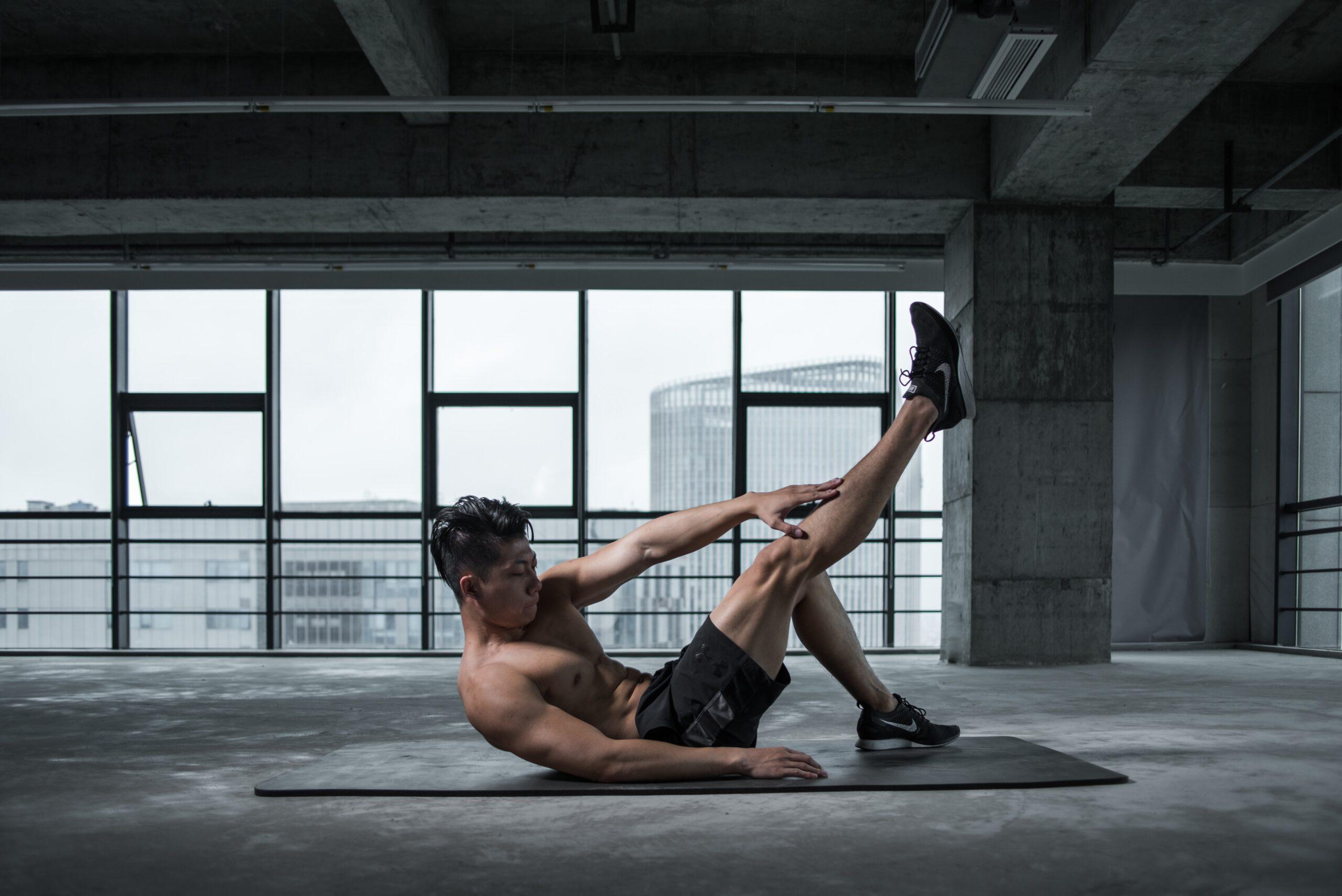 Home Gym einrichten mit t-letics